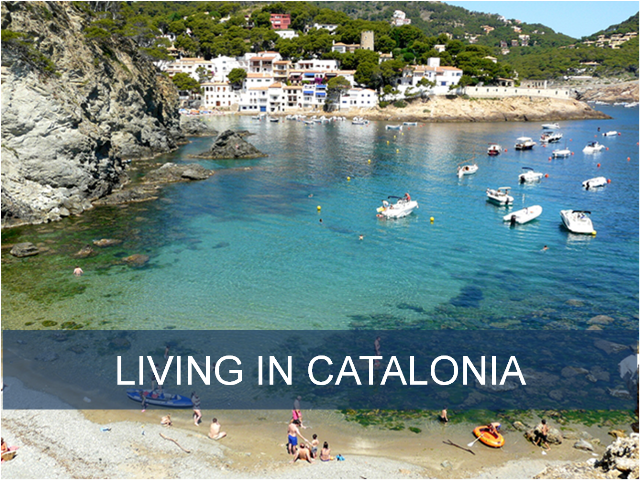 Living in Catalonia