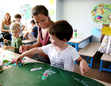 BFIS Early Childhood- Nursery International School Barcelona
