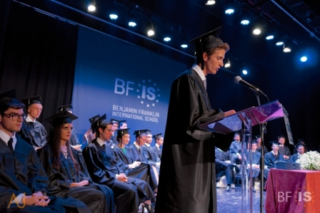College Counseling  BFIS International American School in Barcelona, Spain