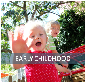 Early Childhood students