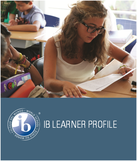 IB Learner Profile. Benjamin Franklin International School in Barcelona, Spain