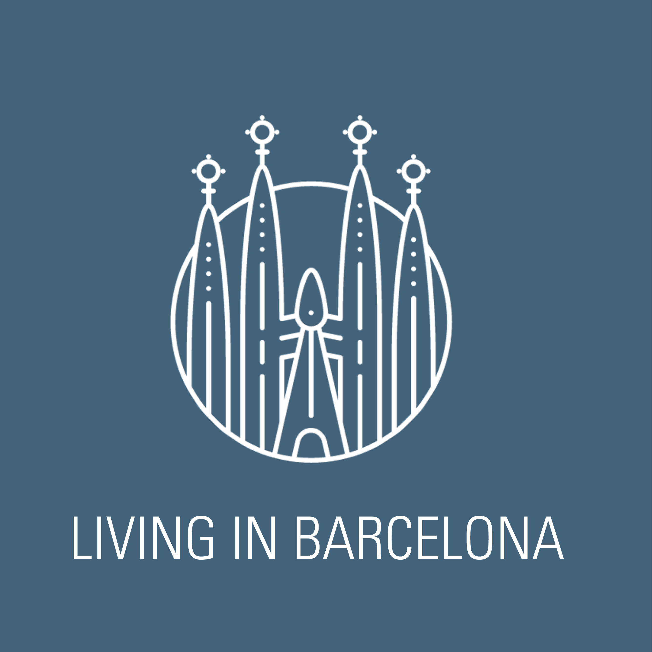 Living in Barcelona
